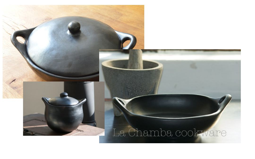 Tradition lives on with La Chamba cookware